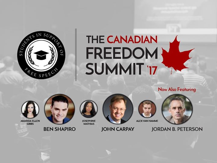 The Canadaian Freedom Summit