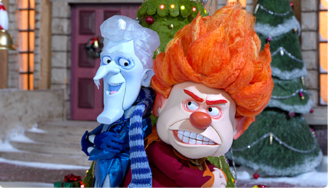 Snow Miser Heat Miser Song HD 1080p